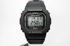 CASIO G-SHOCK GW-5000-1JF MULTI BAND 6 MADE IN JAPAN