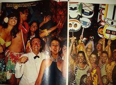 Revista Manchete Antiga Anos 60 Carnaval Propaganda Carros - R$ 50,00 no MercadoLivre