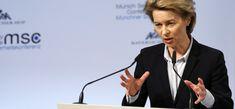 La Conférence de Munich sur la sécurité et le retour de l'Allemagne à la politique de la puissance mondiale  ATTENTION les NAZIS refont surface