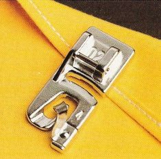Janome rolled/narrow hemmer presser foot