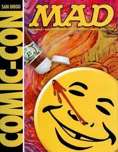 MAD Magazine | Mad Magazine fa la parodia di Watchmen
