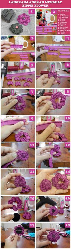 zippie flower - dwinoviyati.com