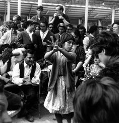 Lucien Clergue - Gypsies - 2