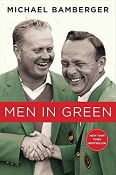 Men in Green - Best golf books #ChoosingTheRightGolfEquipment