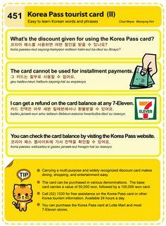 Korea pass tourist card 2
