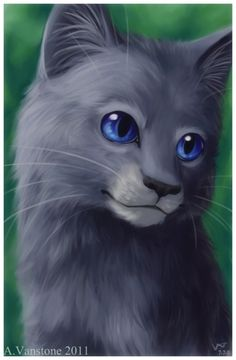 Warrior name:Willowfoot  Queen:Willowfoot  Apprentice name:Willowpaw  Kit:Willowkit Appearance:blue-gray she cat with white feet Mother:flowerpelt Father:brickheart  Mate:Finchheart  Kits:bumbletail