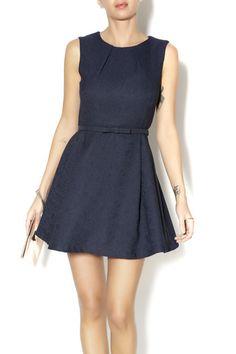 Texture Tea Dress