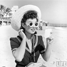 Miami & Miami Beach Winter Boom, February 1940