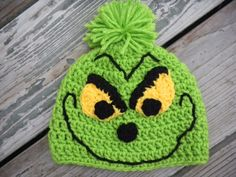 Christmas Grinch Hat