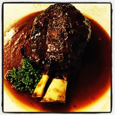 Great Slow Cooked Knuckle