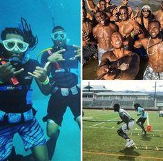 Seattle Seahawks - Spring Break Training 2015 (Website)