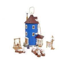 Muumitalo - Lahjaideat Lapselle http://lahjaopas.info/lahjat/muumitalo/ #lahjaopas #lahjavinkit #syntymäpäivälahjat #lapselle