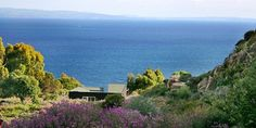 El Cancho in Andalucia, Spain: a wonderfully secluded beach house (sleeps 4-6) on a hillside in a natural park, with views across the straits to Morocco.