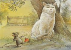 Illustration by Reinhard Michl (German, b. 1948)