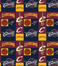Cleveland Cavaliers NBA Patch Cotton
