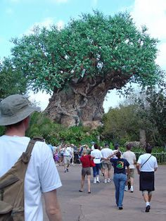 #WDW Memory 181 - A Day at Disney's Animal Kingdom: Part 1, The Entrance has been released. Come join me as my family and we begin a new day in a new park. We'll start off in the parking lot and make our way into the park, stopping to see some of the amazing animals and begin heading for our first stop of the day.