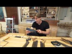 Rough Cut - Woodworking with Tommy Mac host Tommy MacDonald explains some differences in saw types for the woodshop. Saws available from Woodcraft stores nat...