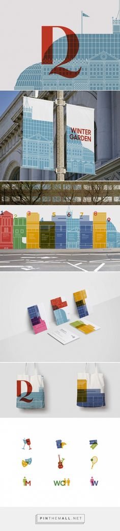 SomeOne reveals architecture-inspired branding for Devonshire Quarter - Design Week - created via https://pinthemall.net
