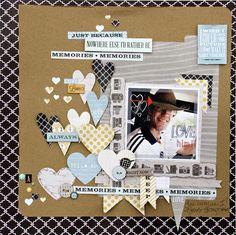 Nowhere Else I'd Rather Be *Teresa Collins* - Scrapbook.com