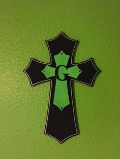 Cross for Gavin's room