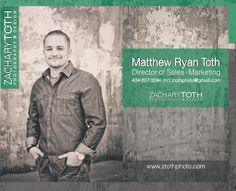 Its my great pleasure to have officially added Matt Toth to the team @ Zachary Toth Photography & Design as the Director of Sales + Marketing. Our goals and vision here at #ZTothPhoto is to exceed our customer's service and quality expectations to fulfill their needs in a timely manor. We provide a cutting-edge product + service for our clients putting our heart and soul into each of our crafts. If you have worked with #ZTothPhoto in the past we greatly appreciate your business and we…