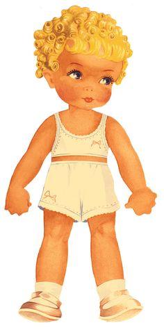 Paper Dolls~Clothes Make The Lady - Bonnie Jones - Picasa Web Albums