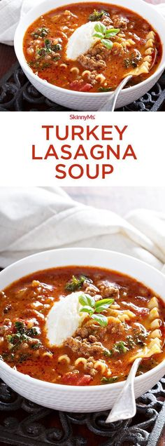 lasagna soup pinned over 200k it s amazing to say the least i