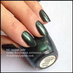 opi jasper jade from the rocky mountain collection 1996