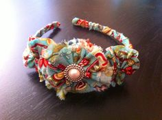 Check out this super cute headband I made to match the size 2 pillowcase dress. https://www.etsy.com/listing/154356190/beautiful-floral-dress-size-2-comes-with
