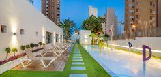 Zona Splash - Hotel RH Princesa Benidorm