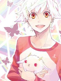 Tags: Anime, Fanart, Karneval, Nai, Pixiv