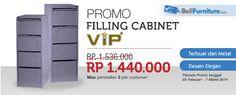 Banner promosi  produk filling cabinet