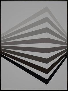 GEOMETRIC PERSPECTIVE GREY » Geométricos Op Art, Line Geometry, Spray Paint Art, Modelos 3d, All Poster, Mini Quilts, Wall Patterns, Pattern Art, Art Tutorials
