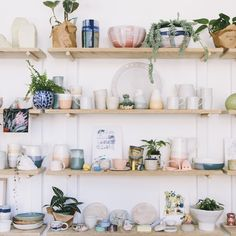 Venture to North Melbourne and you'll find a ceramic paradise. Guild of Objects is a collaboration between three small batch potters, Brooke Thorn, Chela Edmund Buy Local, Shop Local, Recent Discoveries, Art Object, Floating Shelves, The Good Place, Objects, Ceramics, Instagram Posts