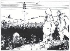 Aubrey Beardsley. Pierrot