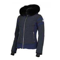 Gardena Ski jacket #fusalp #gardena #ski #jacket #skiwear #black #women