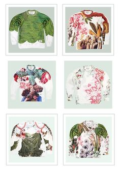 SHOP: Syndicate // IMAGE VIA: Jomobimo This is one of my favorite trends: bold, nature-inspired images on clothing. The trend can be now seen at major retailers and shops - but obviously - some are...