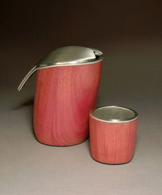 Brian Ferrell Teapot and cup.