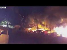 """Λέσβος: Λαθρο βάζουν φωτιά φωνάζοντας """"αλλάχ ακμπάρ"""""""