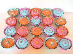morrocan cupcakes