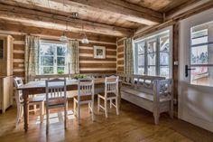 Prodej chalupy v Krkonoších :: Reality 1788 Simply Home, Vernacular Architecture, Western Homes, Mountain Homes, Traditional House, Interior Styling, Cottage, Rustic, Inspiration