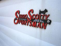 This Serro Scotty Vintage Camper is RetroRoadmap Worthy! Scotty Camper, Serro Scotty, Vintage Trailers, Vintage Campers, Canned Ham Camper, Tin Can Tourist, Doll Beds, Camper Renovation, Scottish Terrier