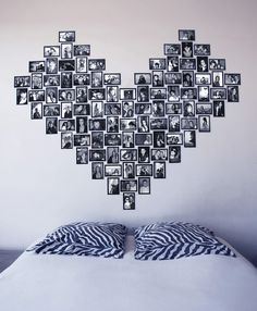 Photo FRames Pattern, on Brilliant French Interiors & HomeDecor WebSite: @decocrush chaque jour des idées déco tendances
