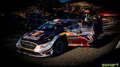Sebastien OGIER et Julien NGRASSIA vainqueur du rallye MONTE CARLO 2017