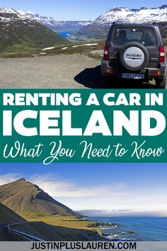 Here's everything you need to know about renting a car in Iceland. I'll show you how to get the best price on an Iceland car rental and important things you need to know before you plan your Iceland road trip. Car rental Iceland | Iceland road trip | Driving in Iceland | Rent a car in Iceland | Car hire Iceland | Drive Iceland | Road trip in Iceland | Ring Road road trip | Driving the Ring Road | Plan a trip to Iceland | Iceland travel