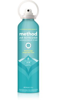 A Cleaner Way To Spray Our Range Of Planet Friendly Air Refreshers Is  Designed With