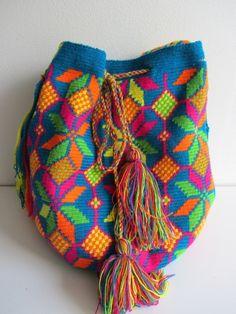 Фото, автор lapaew.ig на Яндекс.Фотках Mochila Crochet, Crochet Tote, Tunisian Crochet, Crochet Chart, Knit Crochet, Crotchet Bags, Knitted Bags, Tapestry Crochet Patterns, Tapestry Bag