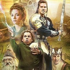 Willow Blu-ray to Debut March of 2013 - George Lucas wrote the screenplay for director Ron Howard's 1986 classic starring Val Kilmer and Warwick Davis.