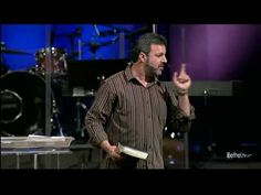 Kris Vallotton. This whole sermon is legit, it'll rock your paradigms!