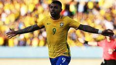 Gabriel Barbosa está perto de se transferir para a Inter de Milão